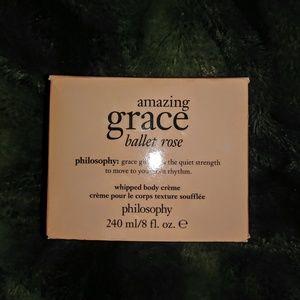Philosophy Amazing Grace Ballet Rose Body Creme